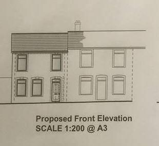 Thumbnail Land for sale in Hunter Street, Barry