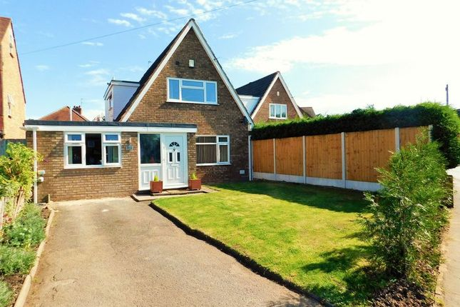 Thumbnail Detached house for sale in High Street, Wheaton Aston, Stafford