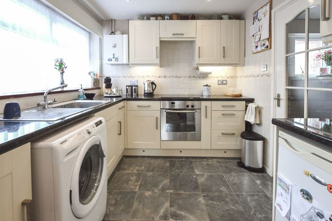 Thumbnail End terrace house for sale in Long Banks, Harlow