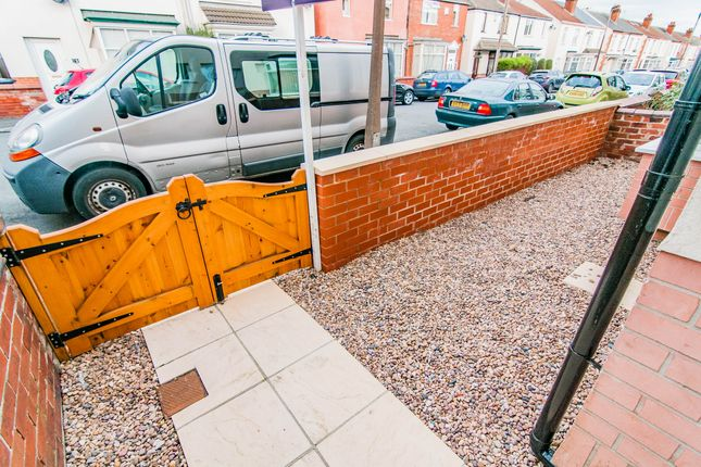 Front Garden of Finch Road, Doncaster DN4