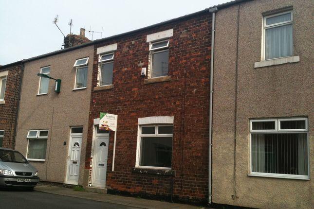 Thumbnail Terraced house to rent in Hartington Street, Loftus
