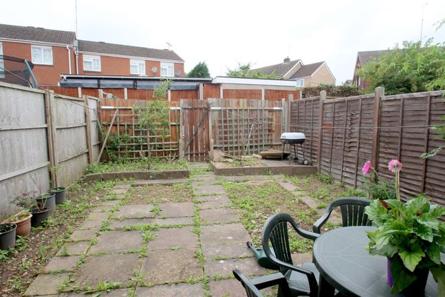Rear Garden of Chingford Road, Longford, Coventry CV6