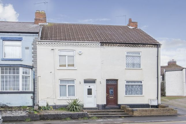 3 bed terraced house for sale in Mill Street, Barwell, Leicester