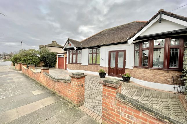 Thumbnail Bungalow for sale in Mortlake Road, Ilford