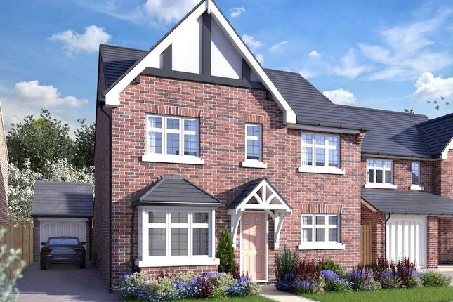 Thumbnail Detached house for sale in Porterwood, Shipley Park Gardens, Shipley, Derbyshire