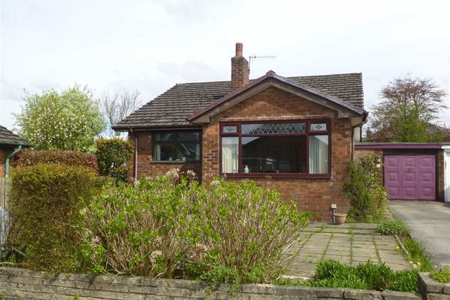 Thumbnail Detached bungalow for sale in Barleycroft, Hadfield, Glossop