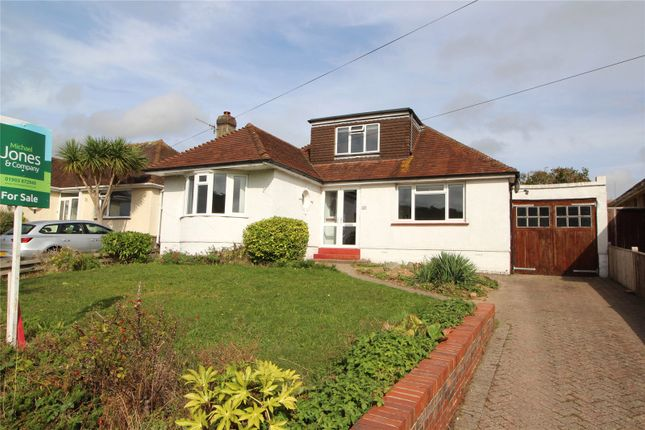 Thumbnail Detached house for sale in Maytree Avenue, Findon Valley, Worthing, West Sussex