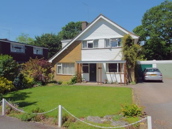 Thumbnail Detached house for sale in Colden Common, Winchester, Hampshire
