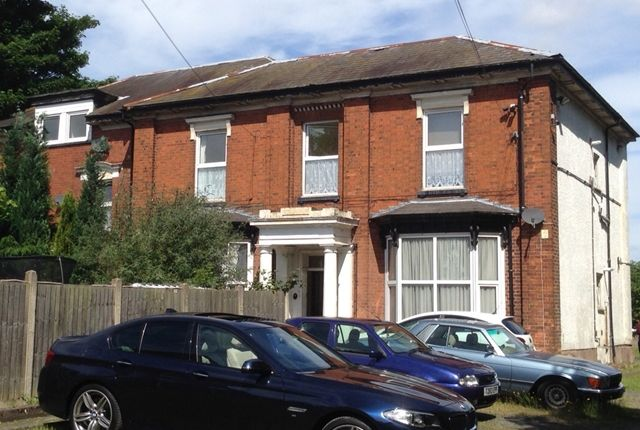 Thumbnail Flat to rent in Coseley Hall Drive, Coseley, Bilston