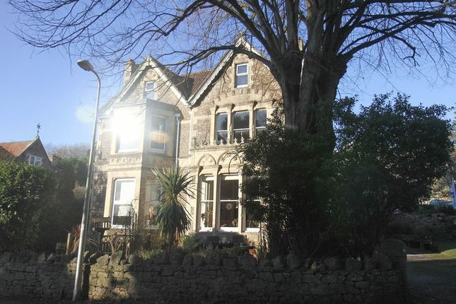 Thumbnail Flat for sale in Castle Road, Clevedon