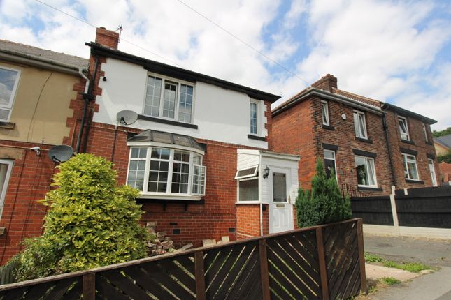 3 bed semi-detached house for sale in Longsight Road, Mapplewell, Barnsley S75