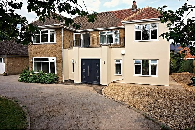 Thumbnail Detached house for sale in Barrier Bank, Spalding