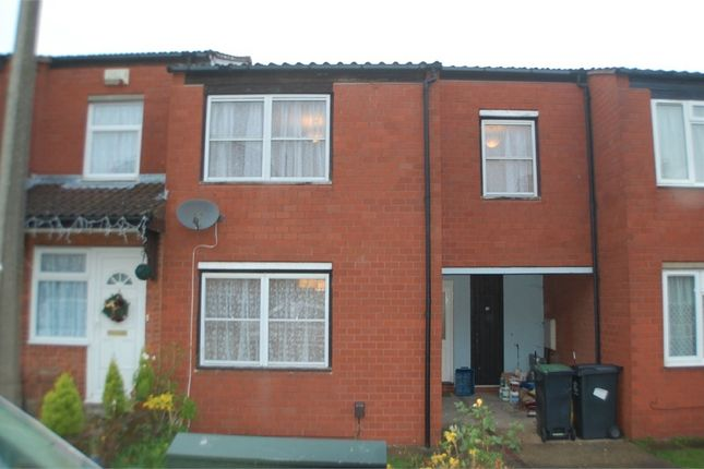 Thumbnail Terraced house to rent in Newteswell Drive, Waltham Abbey, Essex