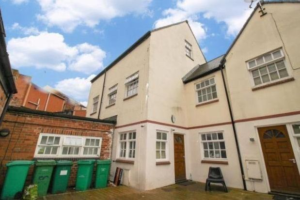 Thumbnail Flat to rent in Hockley, Nottingham