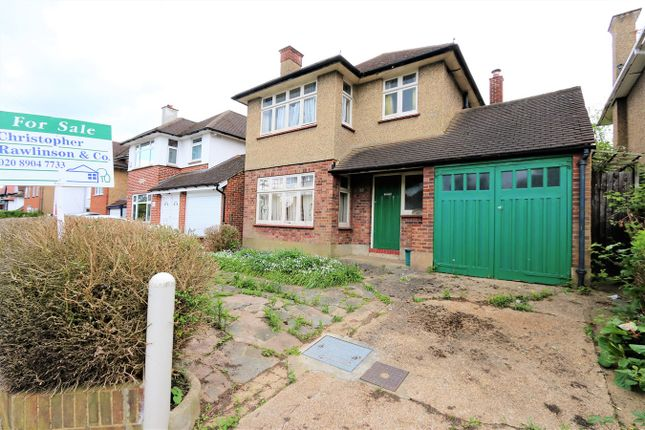 Thumbnail Detached house for sale in Shaftesbury Avenue, Kenton, Harrow