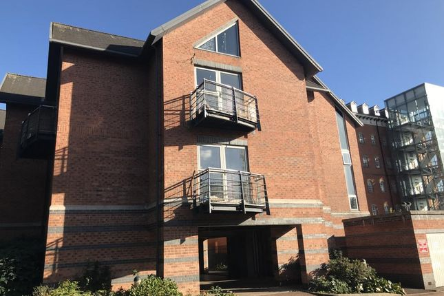 Thumbnail Flat to rent in 2 Dunns Lane, Leicester, Leicestershire