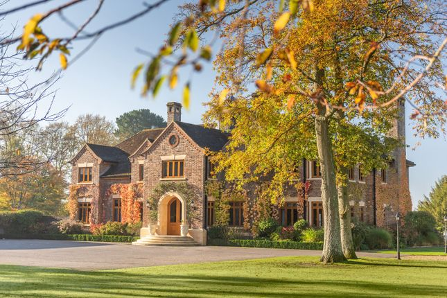 Thumbnail Country house for sale in Highwood, Ringwood