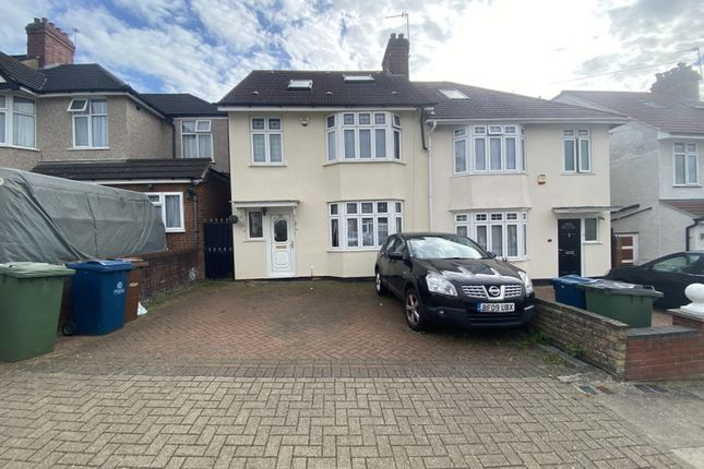Thumbnail Semi-detached house to rent in Westwood Avenue, Harrow