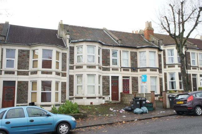 Thumbnail Terraced house to rent in Muller Road, Horfield, Bristol