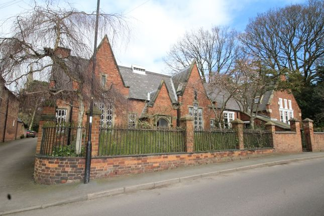 Thumbnail Semi-detached house for sale in The Old School House Park Street, Market Bosworth, Nuneaton