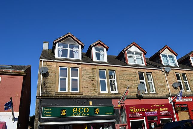 Flat for sale in Hillfoot Street, Dunoon, Argyll And Bute