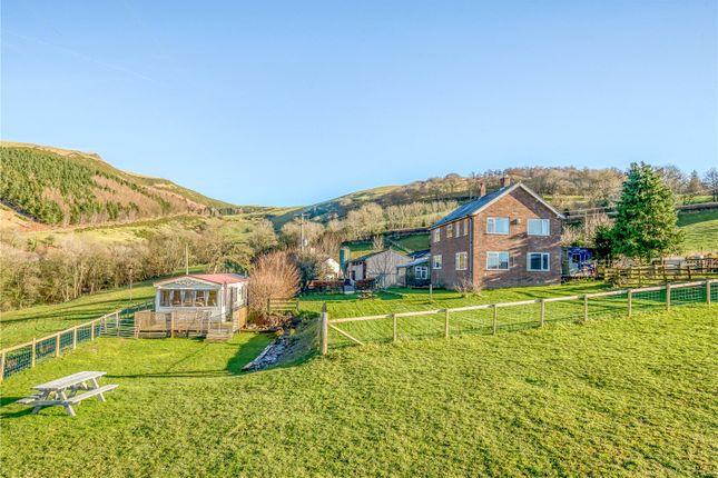 Thumbnail Detached house for sale in Llanbedr Dyffryn Clwyd, Ruthin, Clwyd