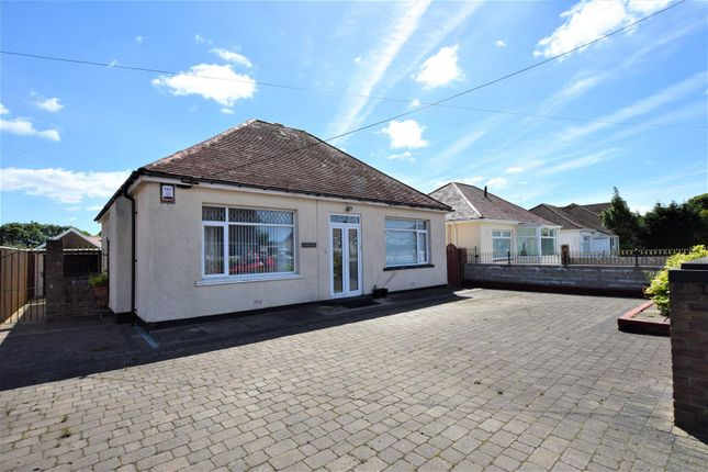 Thumbnail Detached bungalow for sale in Merthyr Dyfan Road, Barry