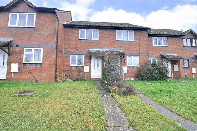 Thumbnail Terraced house for sale in Byfield Rise, Worcester