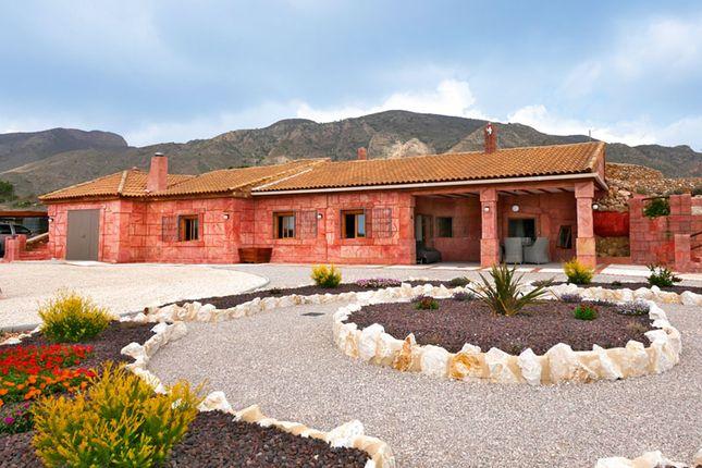Thumbnail Villa for sale in La Canalosa, Hondón De Los Frailes, Alicante, Valencia, Spain