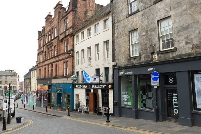 Thumbnail Commercial property for sale in 29 Nicky-Tams Bar Bothy Baker Street, Stirling