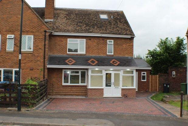Thumbnail Semi-detached house to rent in Queensway, Leamington Spa