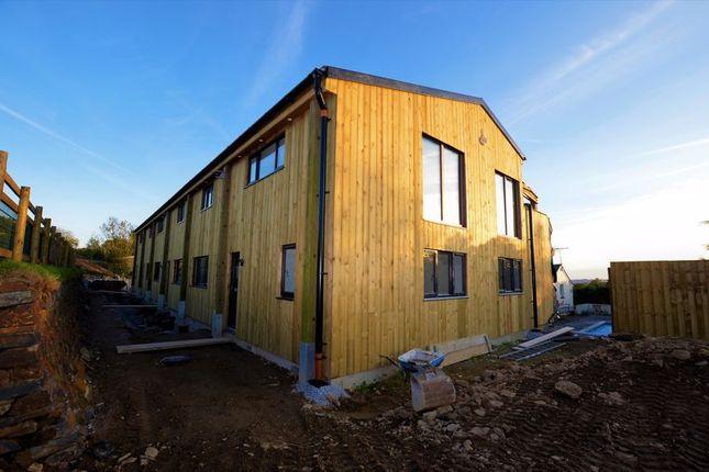 Thumbnail Barn conversion to rent in Penpillick, Par