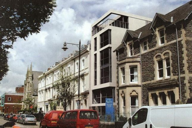 Thumbnail Flat to rent in Charles Street, Cardiff