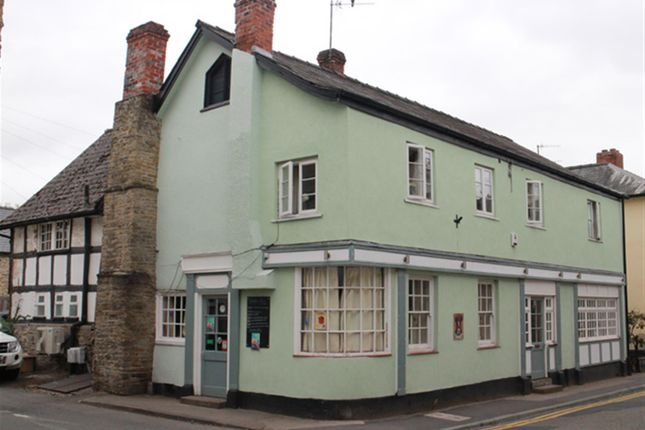Thumbnail Pub/bar for sale in Herefordshire HR5, Herefordshire
