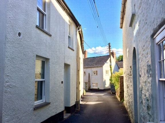 Thumbnail Town house for sale in Chapel Street, Dulverton