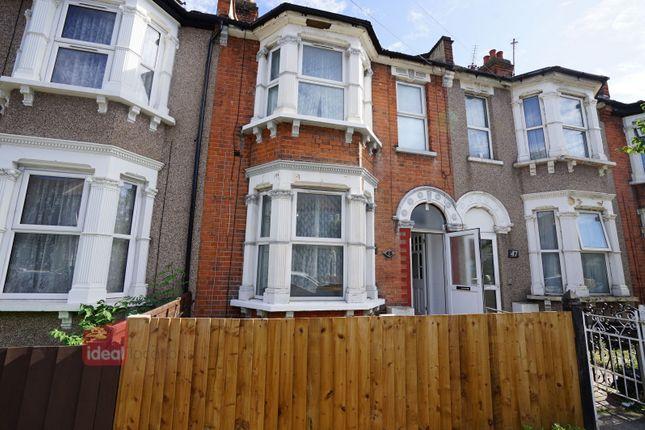 Thumbnail Terraced house to rent in Britannia Road, Ilford