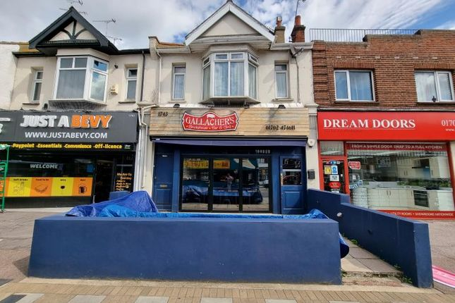 Thumbnail Retail premises for sale in Shop, 1743, London Road, Leigh-On-Sea