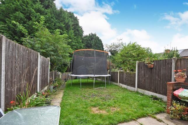 Garden of Derventio Close, Derby, Derbyshire, . DE1