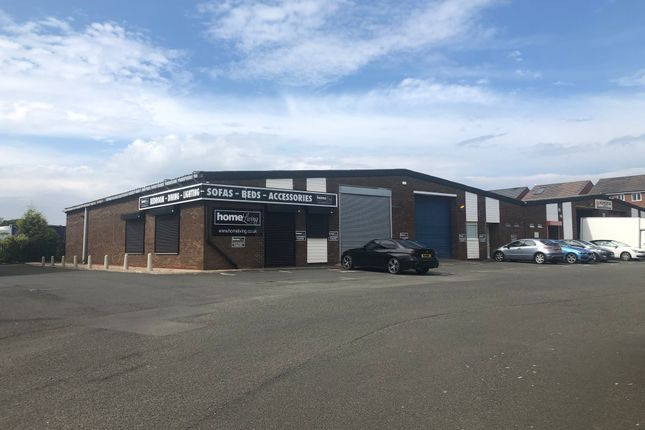 Thumbnail Industrial to let in Whitley Road, Longbenton