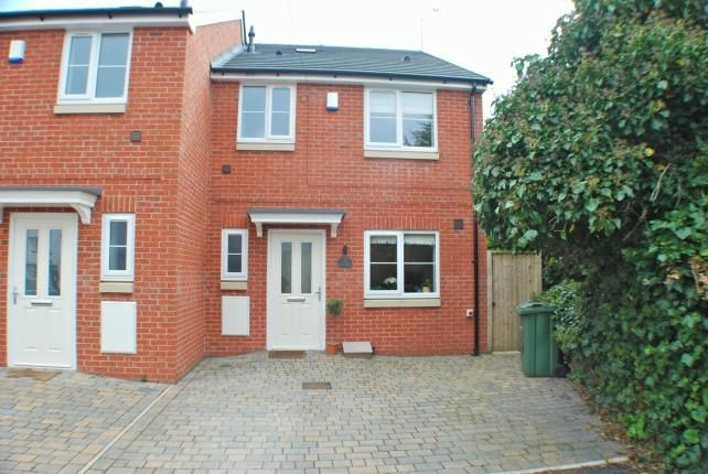 3 bed end terrace house for sale in George Court, Neston, Cheshire CH64
