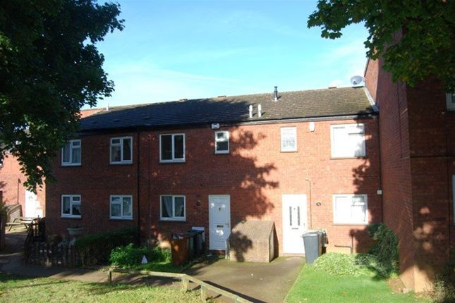Thumbnail Terraced house to rent in Kestrel Lane, Wellingborough