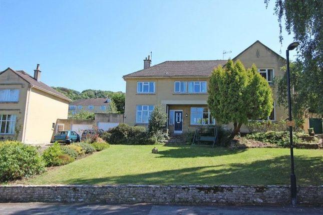 Thumbnail Semi-detached house to rent in St. Anns Way, Bathwick, Bath