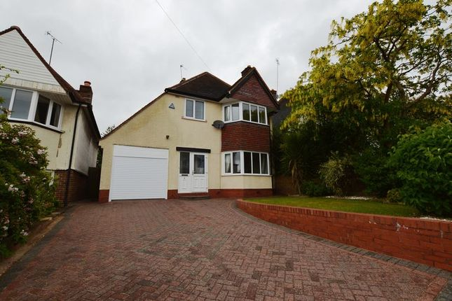 Thumbnail Detached house for sale in Fernwood Road, Sutton Coldfield
