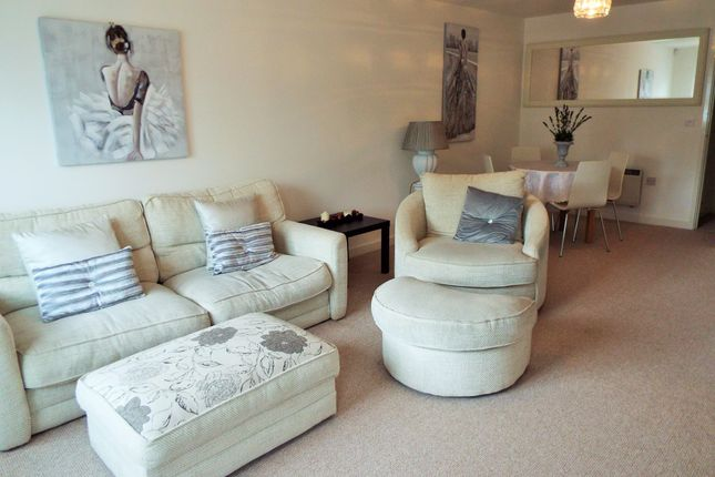 Thumbnail Shared accommodation to rent in The Sidings, Fenny Stratford, Milton Keynes