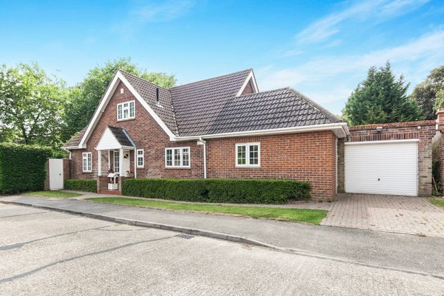 Thumbnail Detached house for sale in Evelyn Close, Woking, Surrey