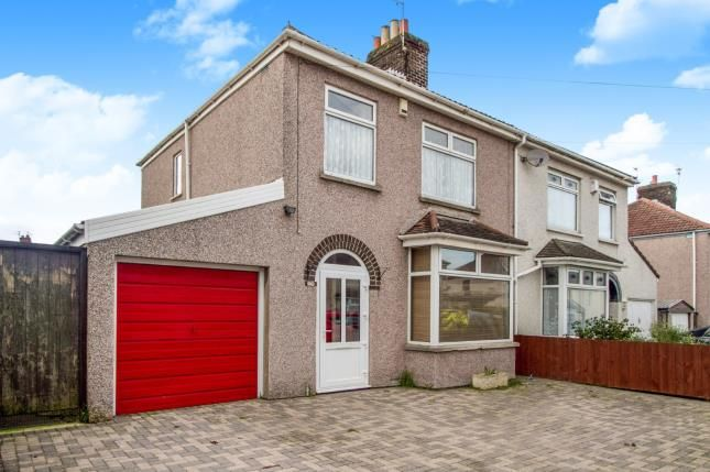 Thumbnail Semi-detached house for sale in Chatsworth Road, Fishponds, Bristol