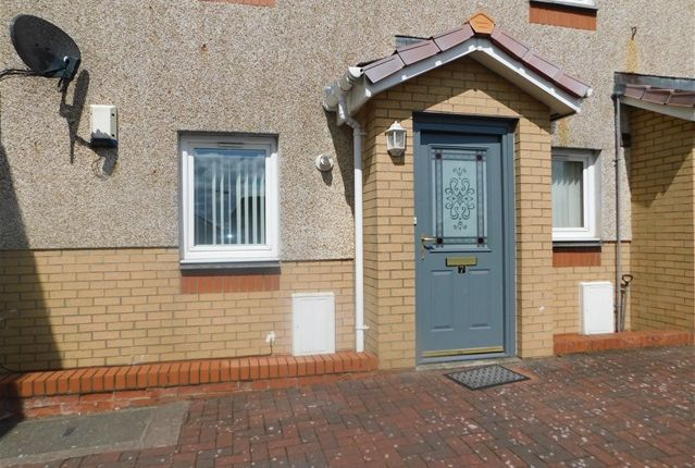Thumbnail Flat to rent in Rosehall Road, Shotts