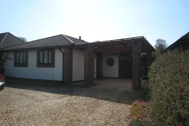 Thumbnail Detached house to rent in Kiln Road, Fareham