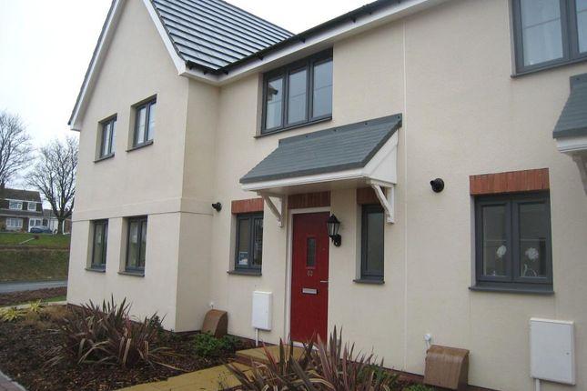 Thumbnail Terraced house to rent in Mimosa Way, Paignton, Devon