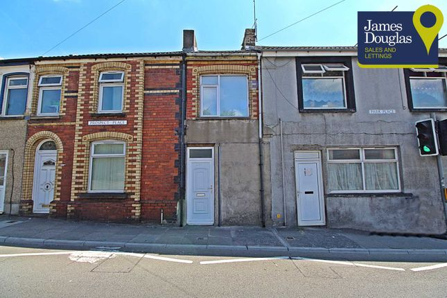 Thumbnail Terraced house for sale in Park Place, Penydarren Road, Merthyr Tydfil